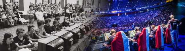 The history of Esports betting