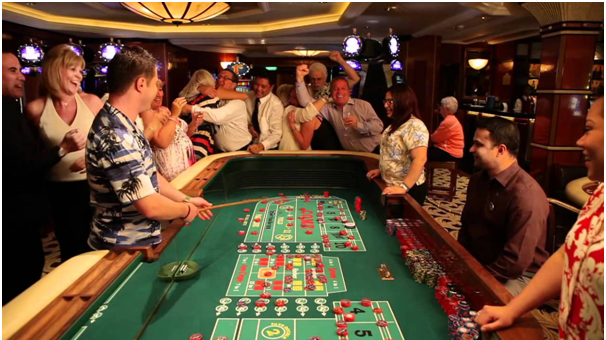 Three tricks to cheat the game of craps
