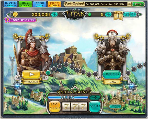 Slot Titans