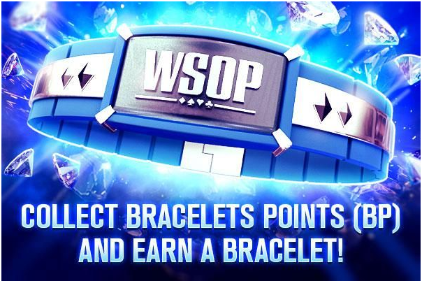 WSOP bracelet to win