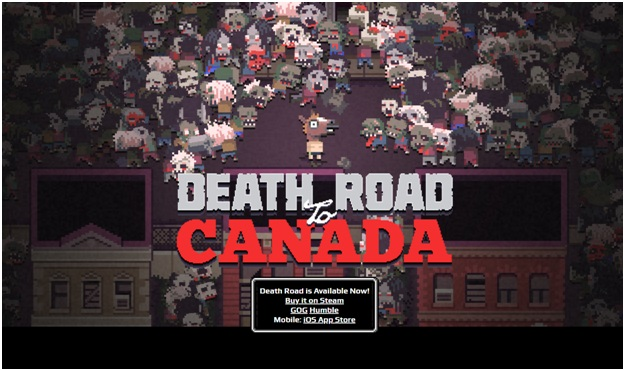 What is death road to Canada