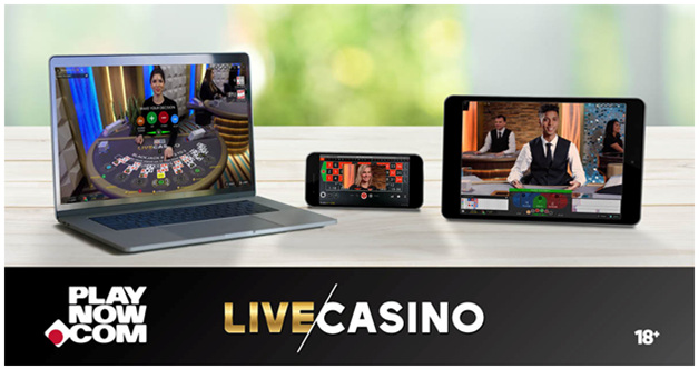 What is the best online casino in Canada to play Live Baccarat