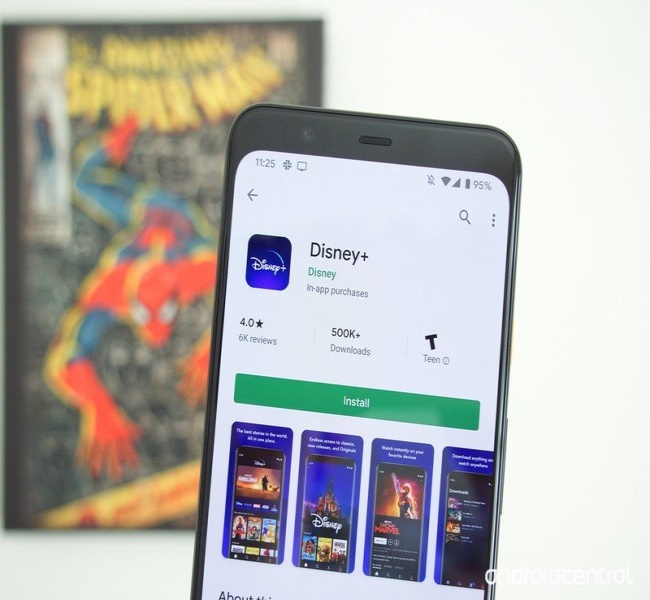 Which Android Mobile Devices Are Supported On Disney Plus