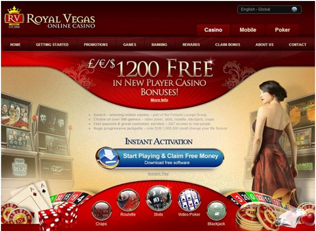Why do punters want to download Royal Vegas Android App
