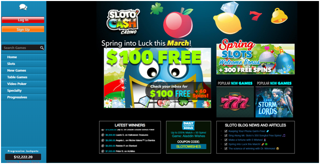 Why play slotocash casino with your mobile