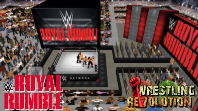 Wrestling Revolution