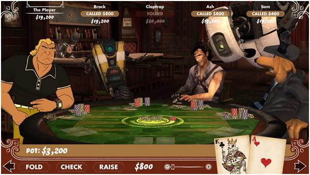 Xbox one poker night 2