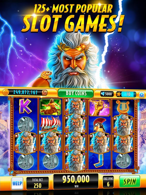 Xtreme slots app