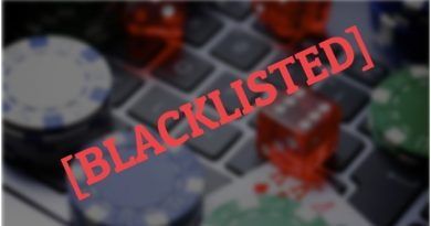 how to find blacklisted slots for Android