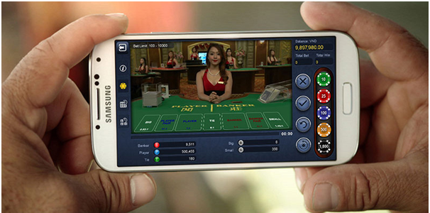 How to play live casino with Android Canadian casinos?