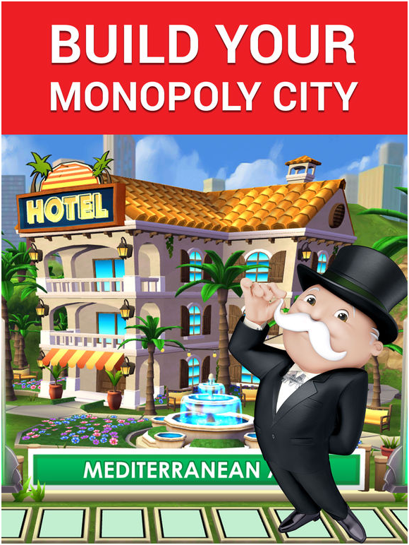 Monopoly slots- games to play