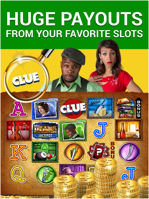 Monopoly slots- Huge Payouts