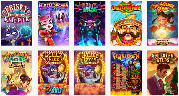 myVegas slot games