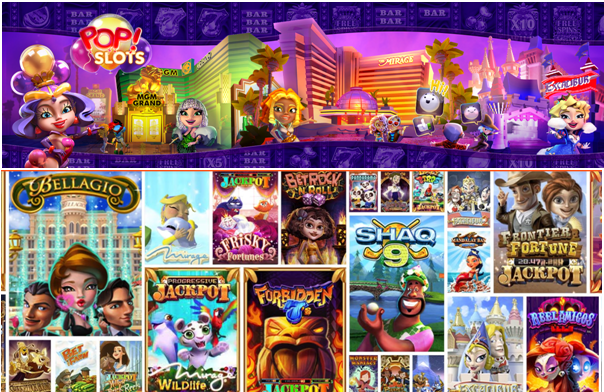 Pop slots games to play