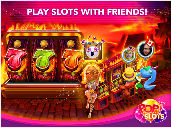 pop slots- slots for android