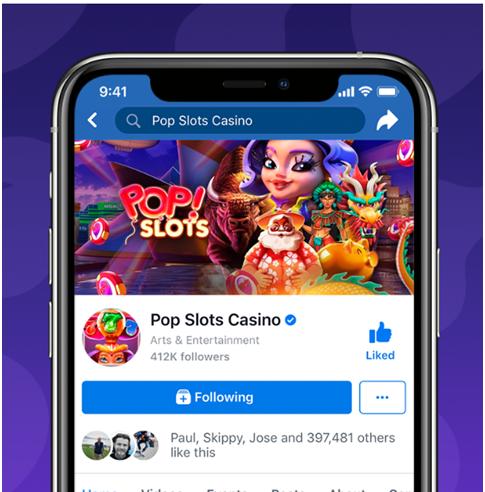 pop slots social casino