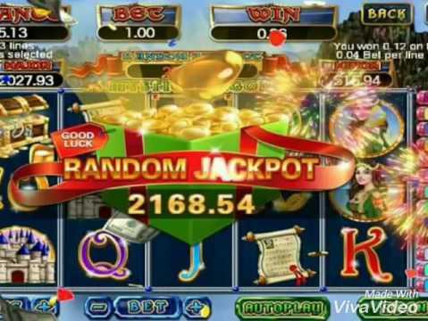 Random Jackpots