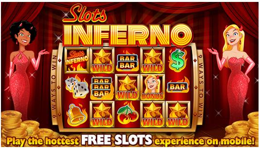 Slots Inferno App