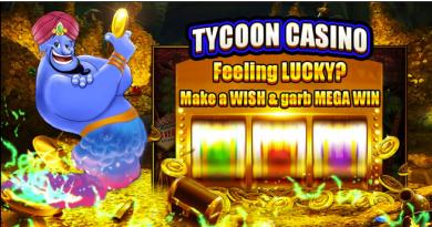 tycoon casino mega win