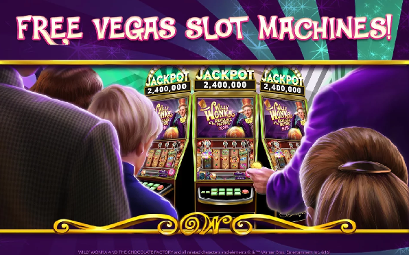 Zynga slot game